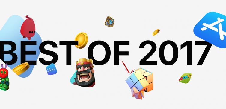 AppStore 2017 En İyi Uygulama ve Oyunları
