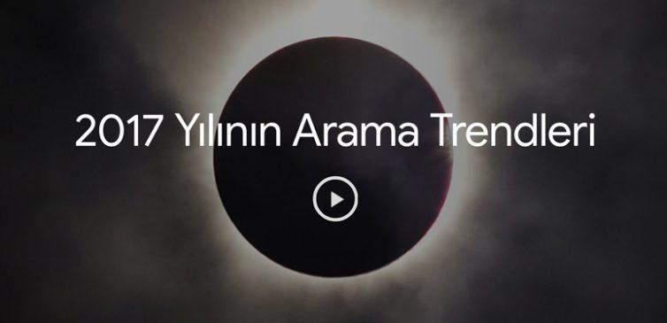 Google 2017 Arama Trendleri