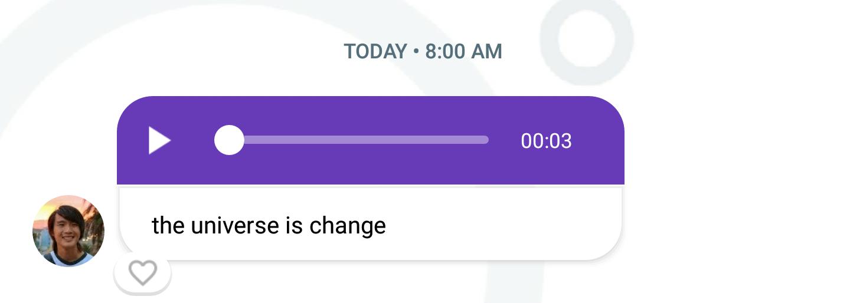 Google Allo Sesli Mesaj Güncellemesi