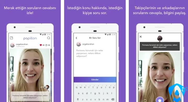 Papillon App Android