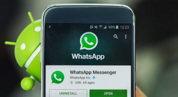 Whatsapp Android Güncellemeleri