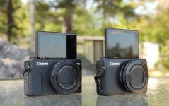 Canon G7X Mark III