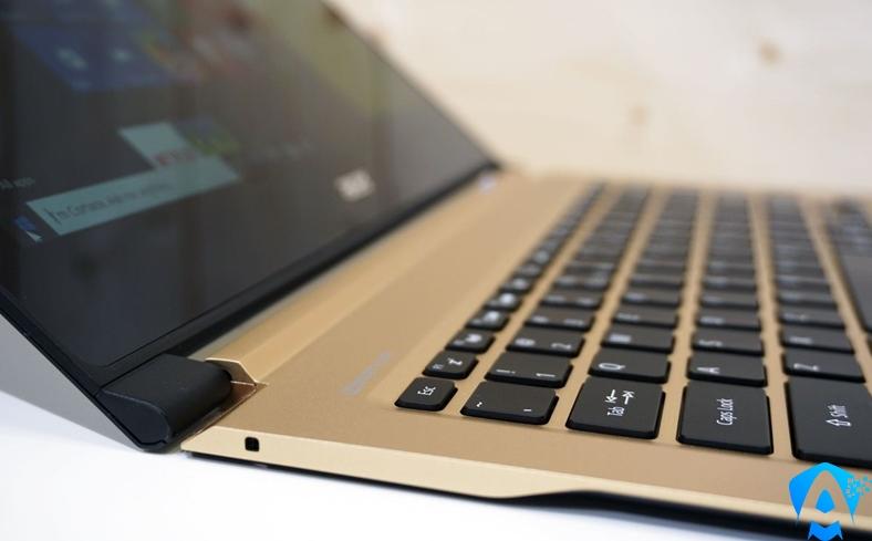 Acer Swift 7 Tasarımı