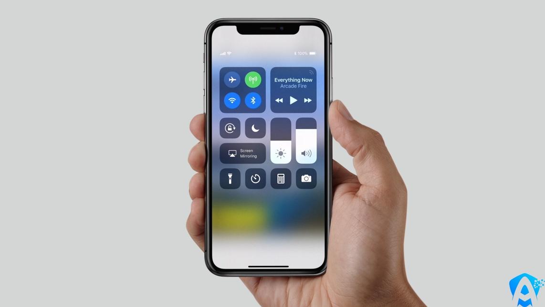 iPhone X Tasarımı