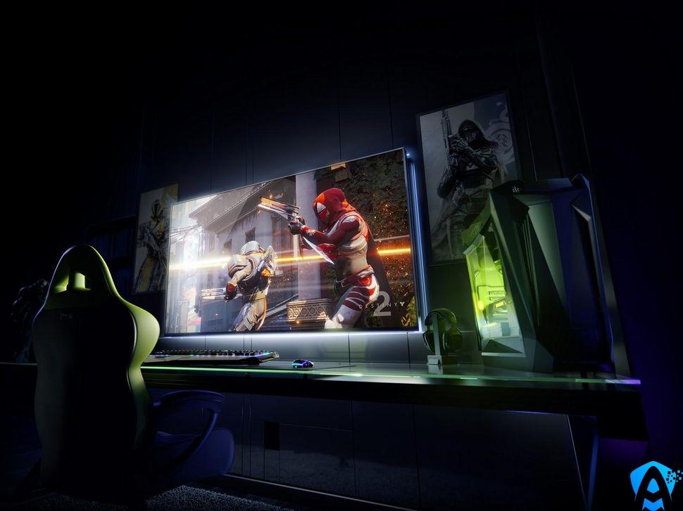 Nvidia BFGD Monitör
