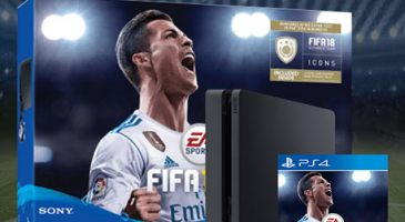 PS4 Slim ve FIFA 18 Satışı