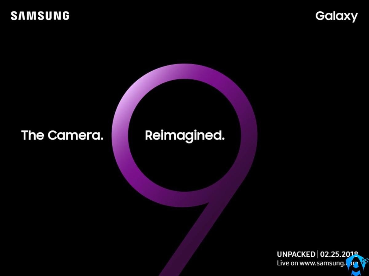 Samsung Galaxy S9 Tanıtım Tarihi