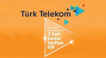 Türk Telekom Yılların Hediyesi Kampanyası