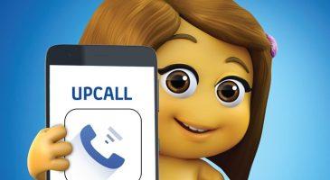 Turkcell UpCall Uygulaması