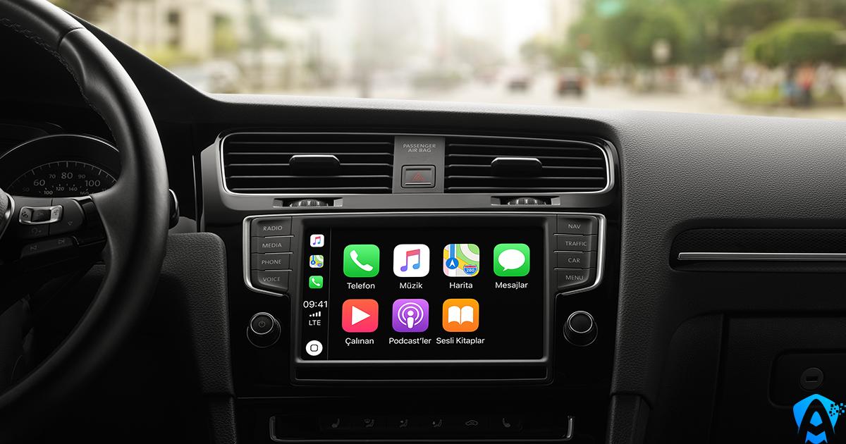 Whatsapp CarPlay Özelliği