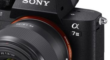 Sony A7 III Fotoğraf Makinesi