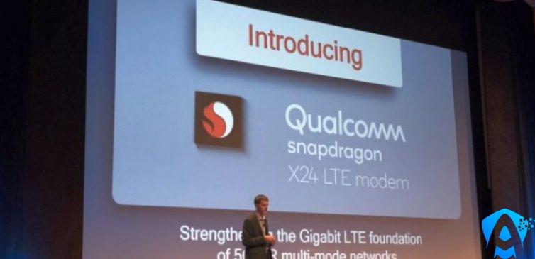Qualcomm Snapdragon X24 LTE Modem Sınırları Aşıyor