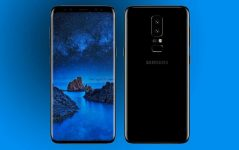 Samsung Galaxy S9 Zil Sesi