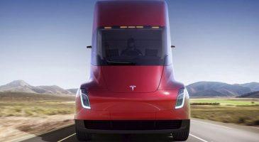 Tesla Semi Hız Performansı