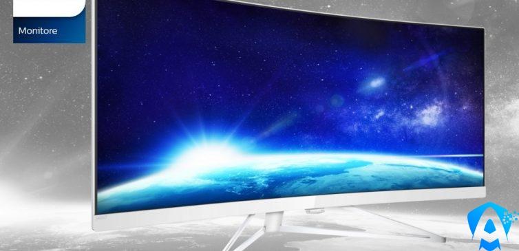 Philips 349X7FJEW - UltraWide Kıvrımlı LCD Monitör