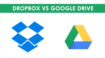 Google ve Dropbox