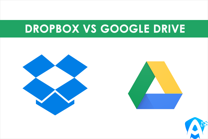 Google ve Dropbox