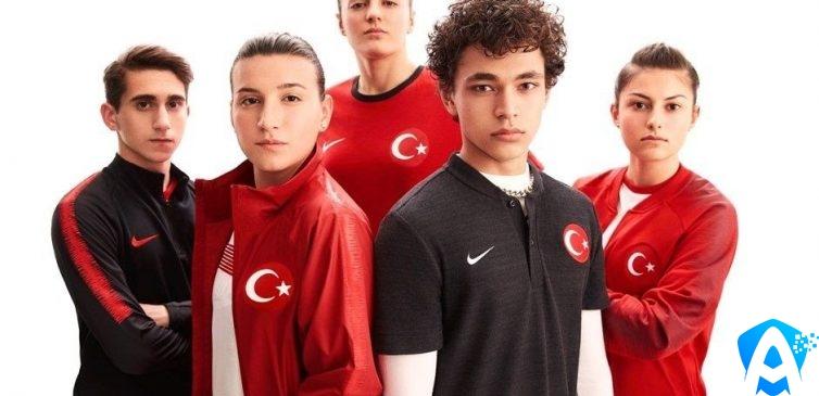 Yeni Türkiye Milli Futbol Takımı Formaları