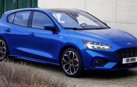 2019 Ford Focus Hatchback