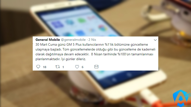 General Mobile Instagram Hesabı