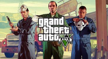 GTA 5 Hasılatı