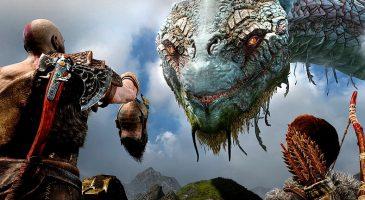 Yeni God of War Videosu