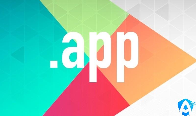 Google .app Alan Adı