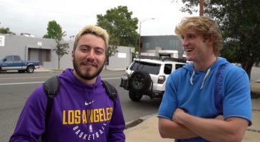 Enes Batur ve Logan Paul